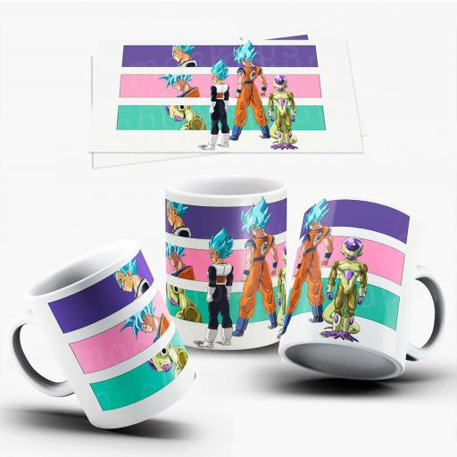 Taza Dragon Ball  (331)