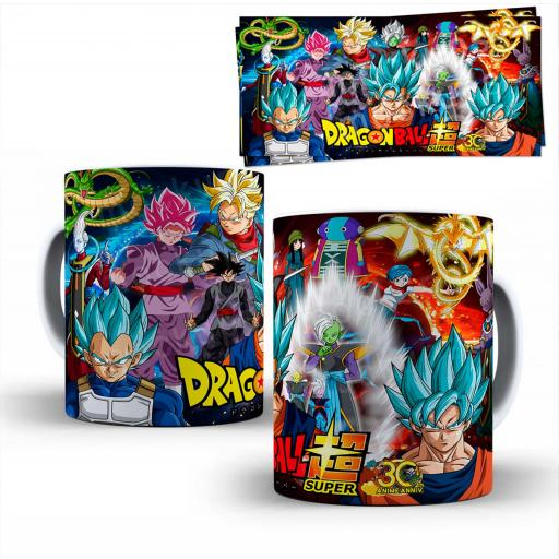 Taza Dragon Ball  (334)