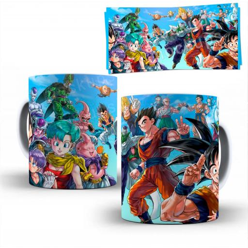 Taza Dragon Ball  (335)