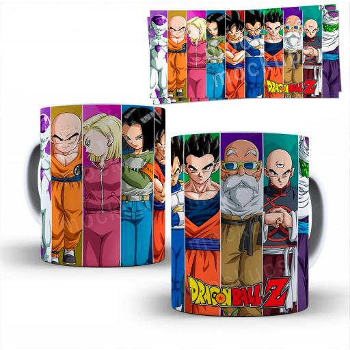 Taza Dragon Ball  (353)