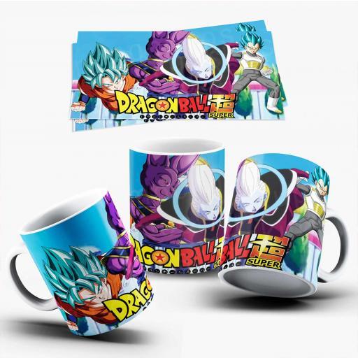 Taza Dragon Ball  (355)