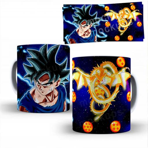 Taza Dragon Ball  (357)