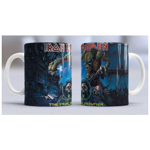 Taza Iron Maiden - (374)