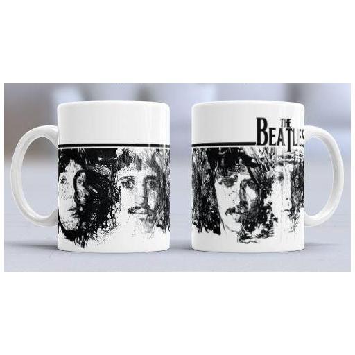 Taza The Beatles - (375)