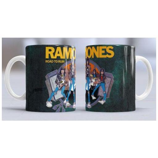 Taza Ramones - (379)