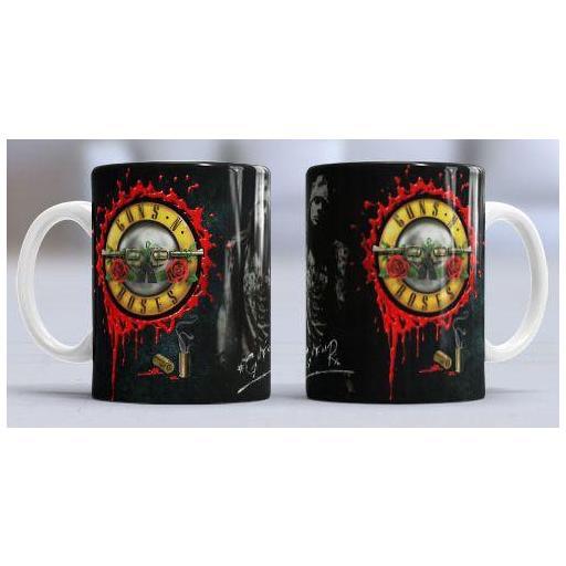 Taza Guns N Roses - (381)