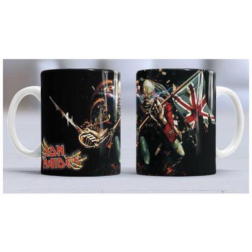 Taza Iron Maiden - (382)