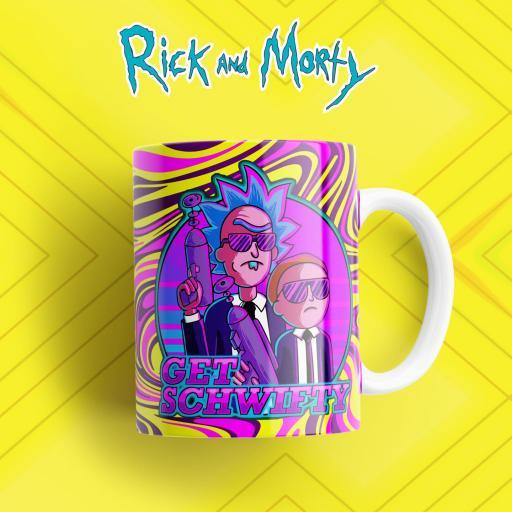 Taza Rick & Morty - (390)