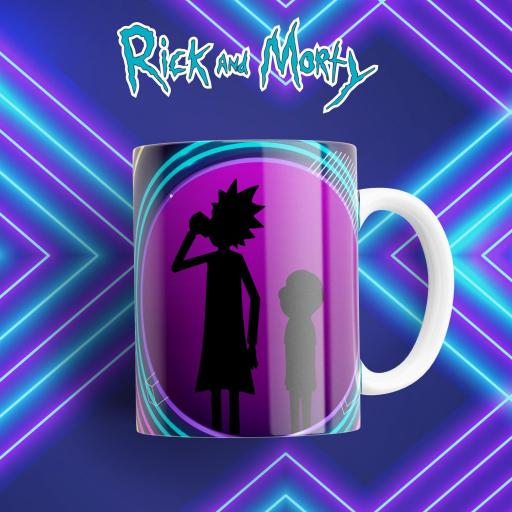 Taza Rick & Morty - (393)