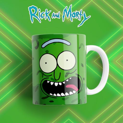 Taza Rick & Morty - (398)