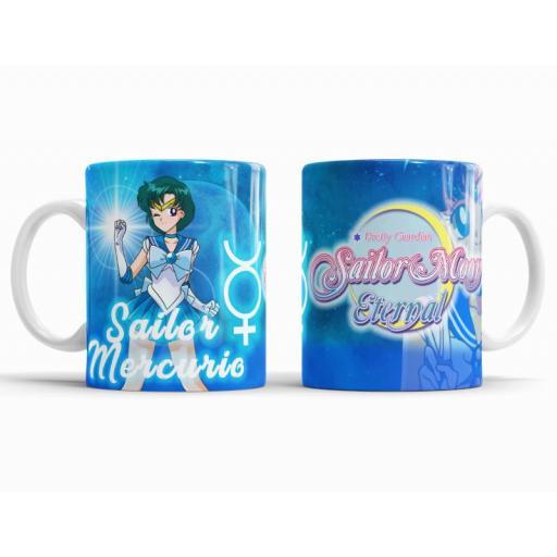 Taza Sailor Moon - (401)
