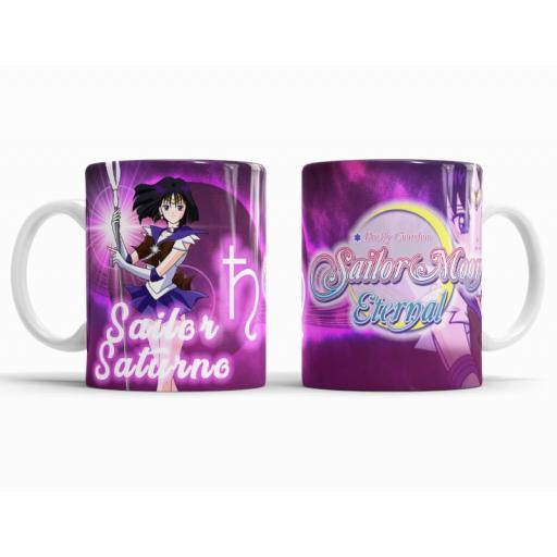 Taza Sailor Moon - (408)