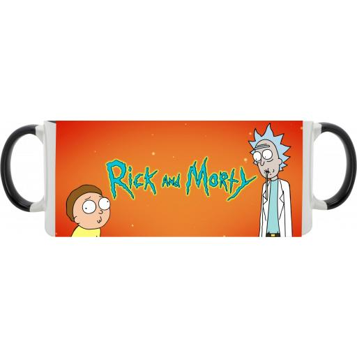 Taza Rick and Morty (286)
