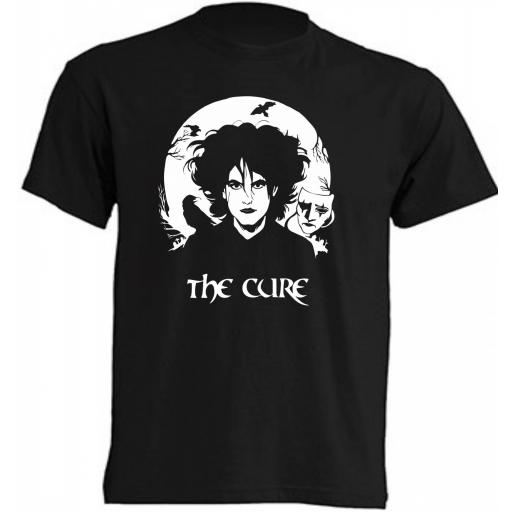 Camiseta The Cure Robert Smith
