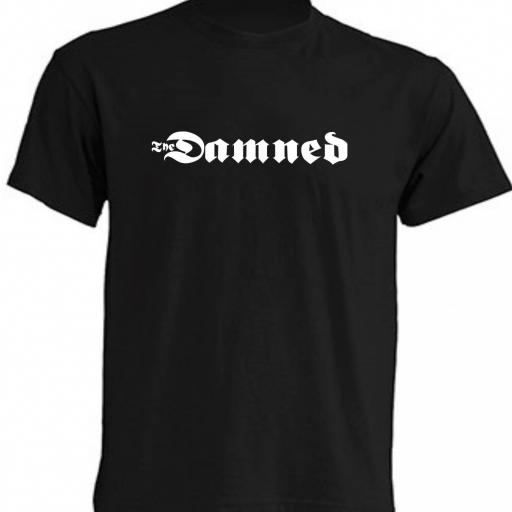 CAMISETA THE DANMED
