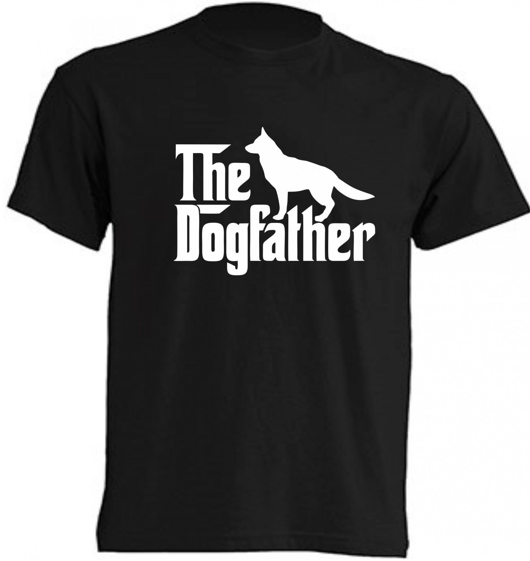 Camiseta The dogfather