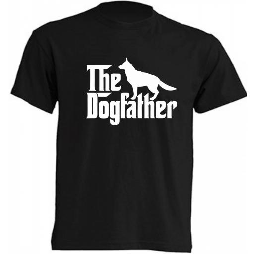 Camiseta The dogfather