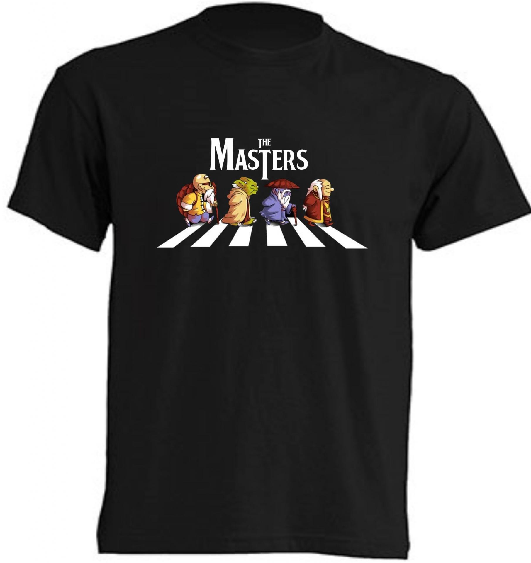 Camiseta The Masters