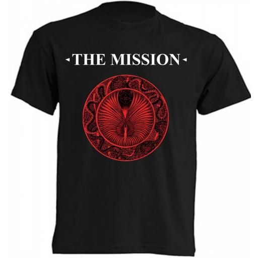 Camiseta The Mission