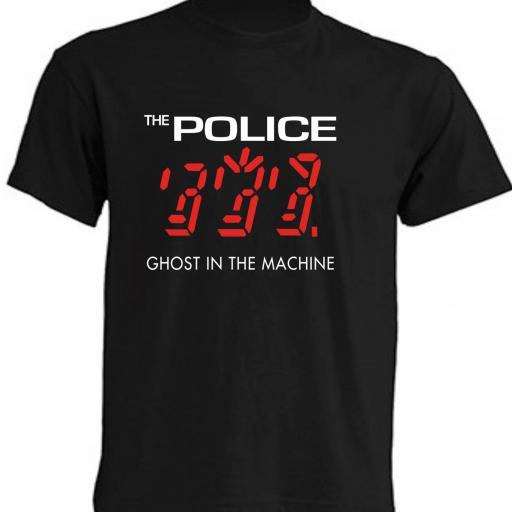 CAMISETA THE POLICE [0]