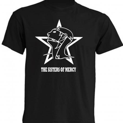 CAMISETA SISTERS OF MERCY