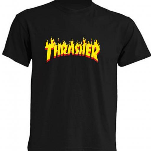 CAMISETA THRASHER FIRE [0]