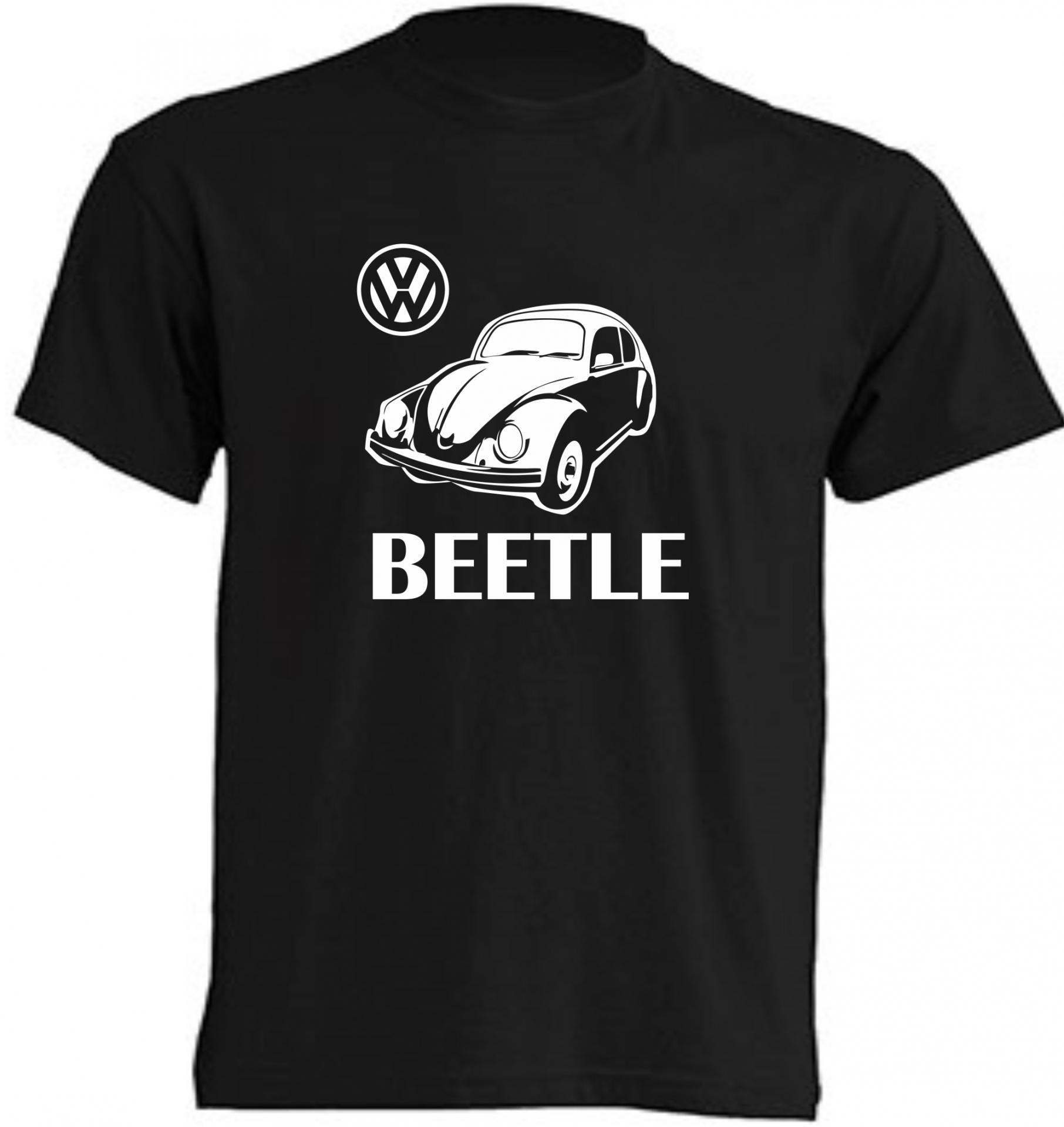 CAMISETA VW BEETLE
