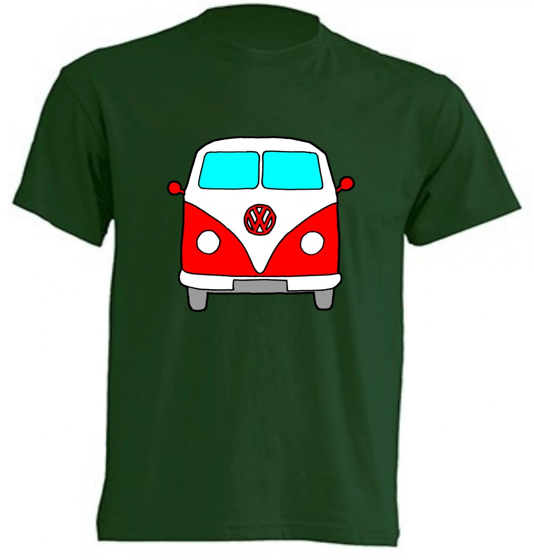 Camiseta VW VAN