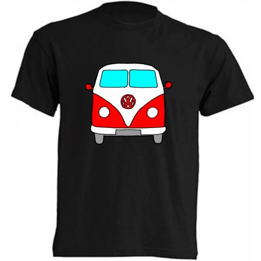 Camiseta VW Van [0]