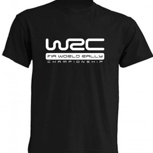 CAMISETA FIA WORLD RALLY CHAMPIONSHIP
