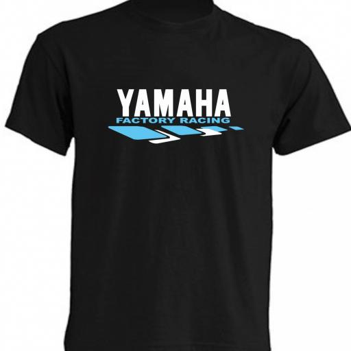 CAMISETA YAMAHA FACTORY RACING