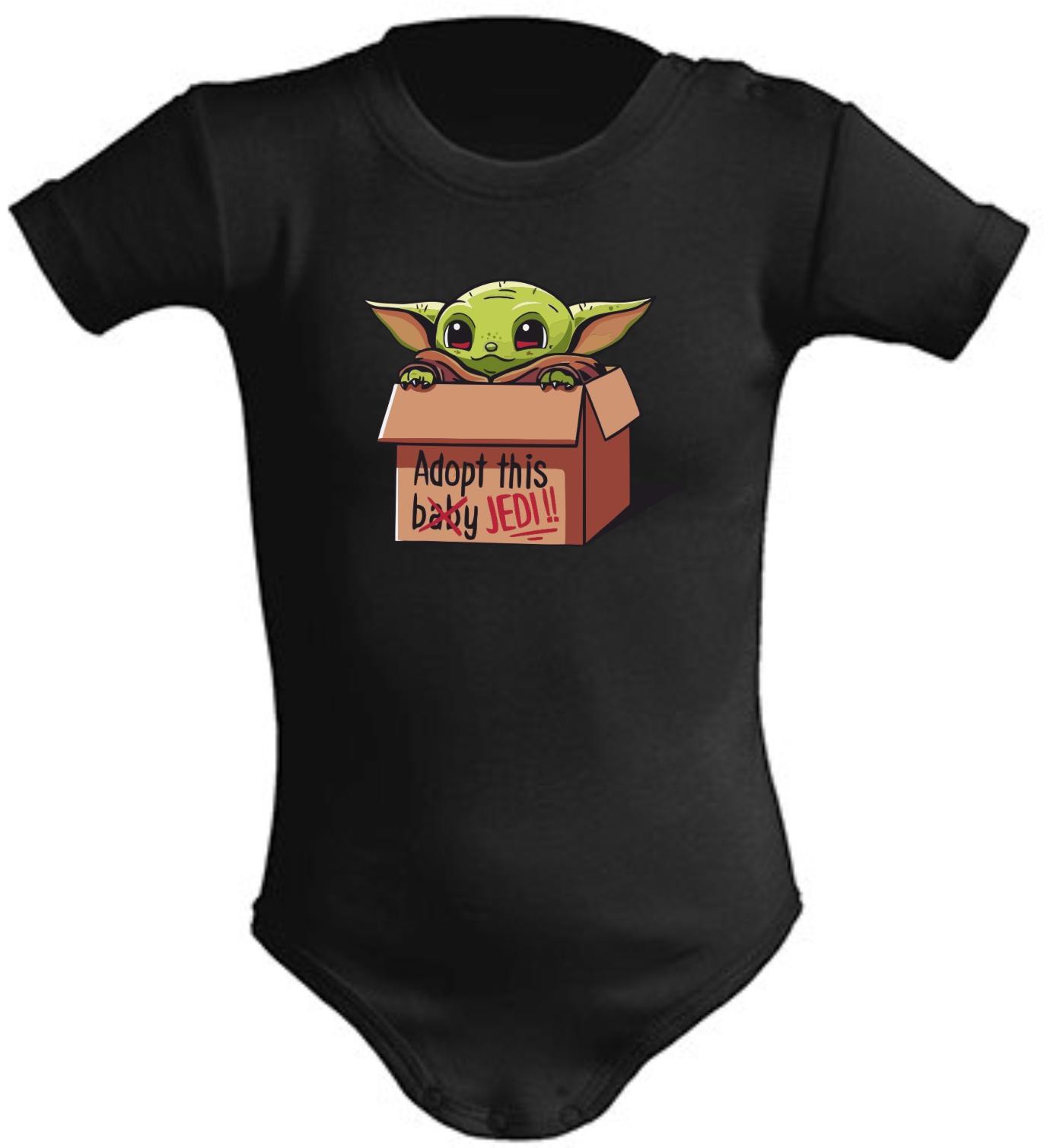 Body de bebe Baby Yoda