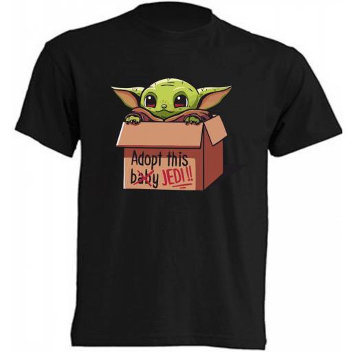 Camiseta Baby Yoda