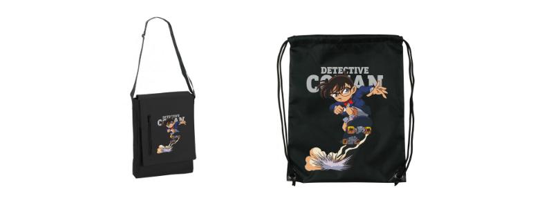 Mochilas detective Conan