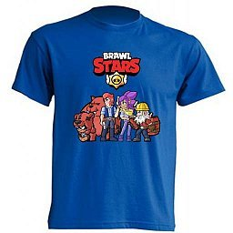 camiseta brawl stars