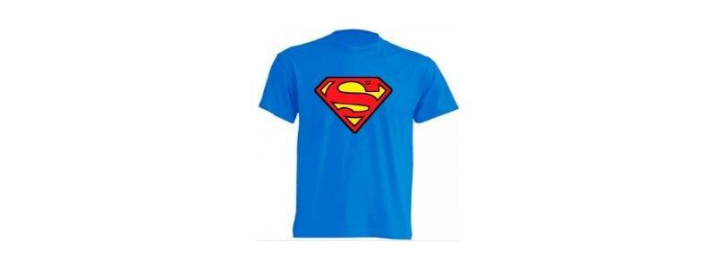Camiseta Super Man DC Comics