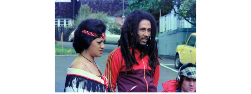 Merchandising Bob Marley