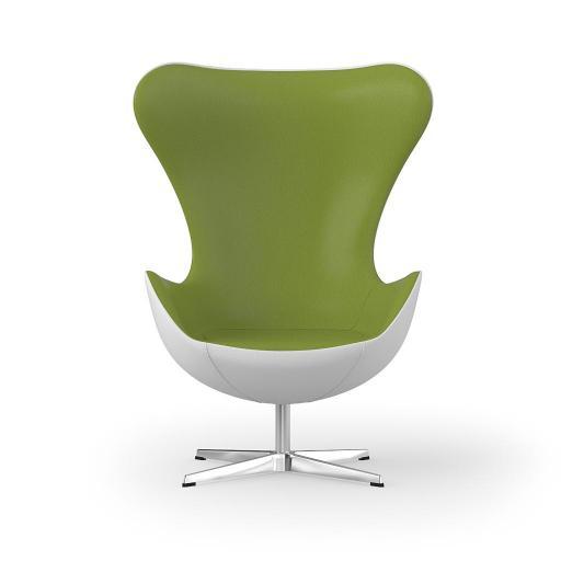 sillón de espera verde [1]