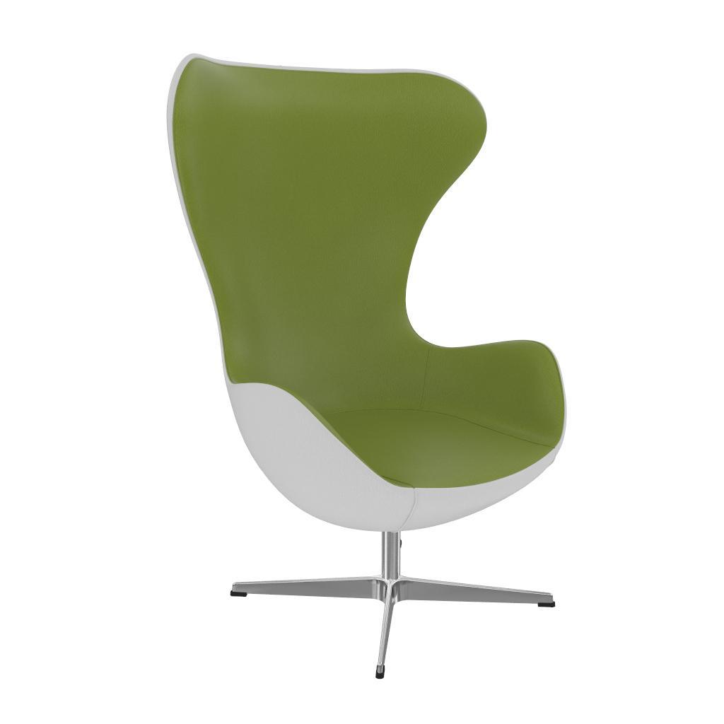 sillón de espera verde