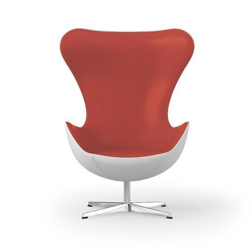 sillón de espera rojo [1]