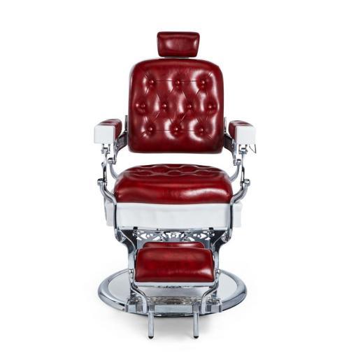 sillón vintage barbero/maquillaje
