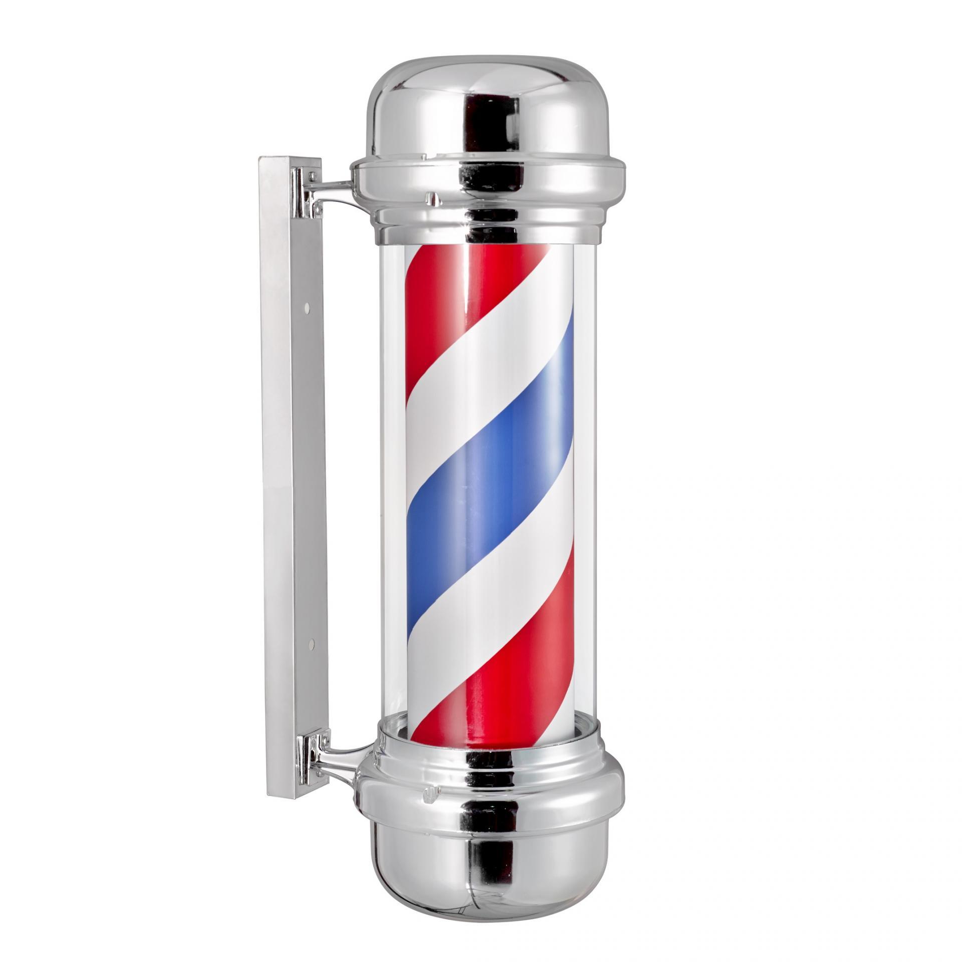 Poste barbero