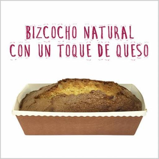 Natural Con Un Toque De Queso