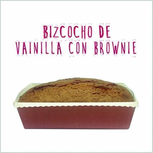 Vainilla con Brownie