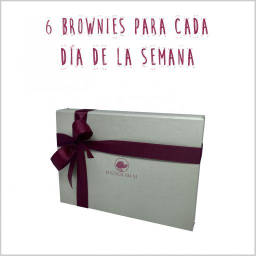Caja de brownies semanal [1]