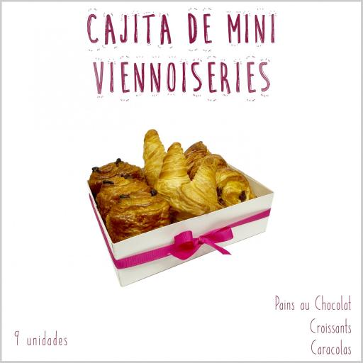 Cajita 9 Mini Viennoiseries