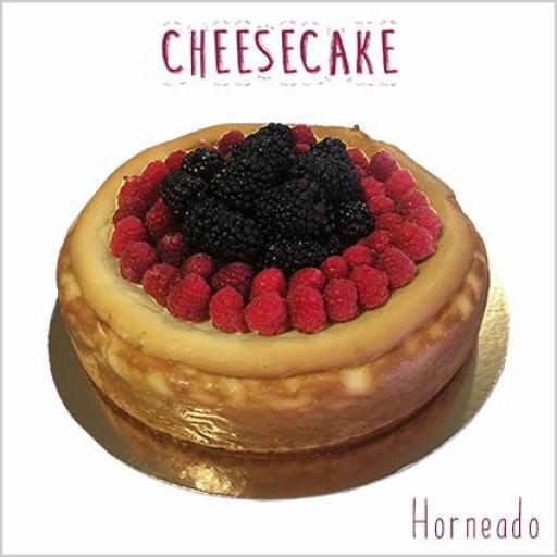 Cheesecake horneado [2]