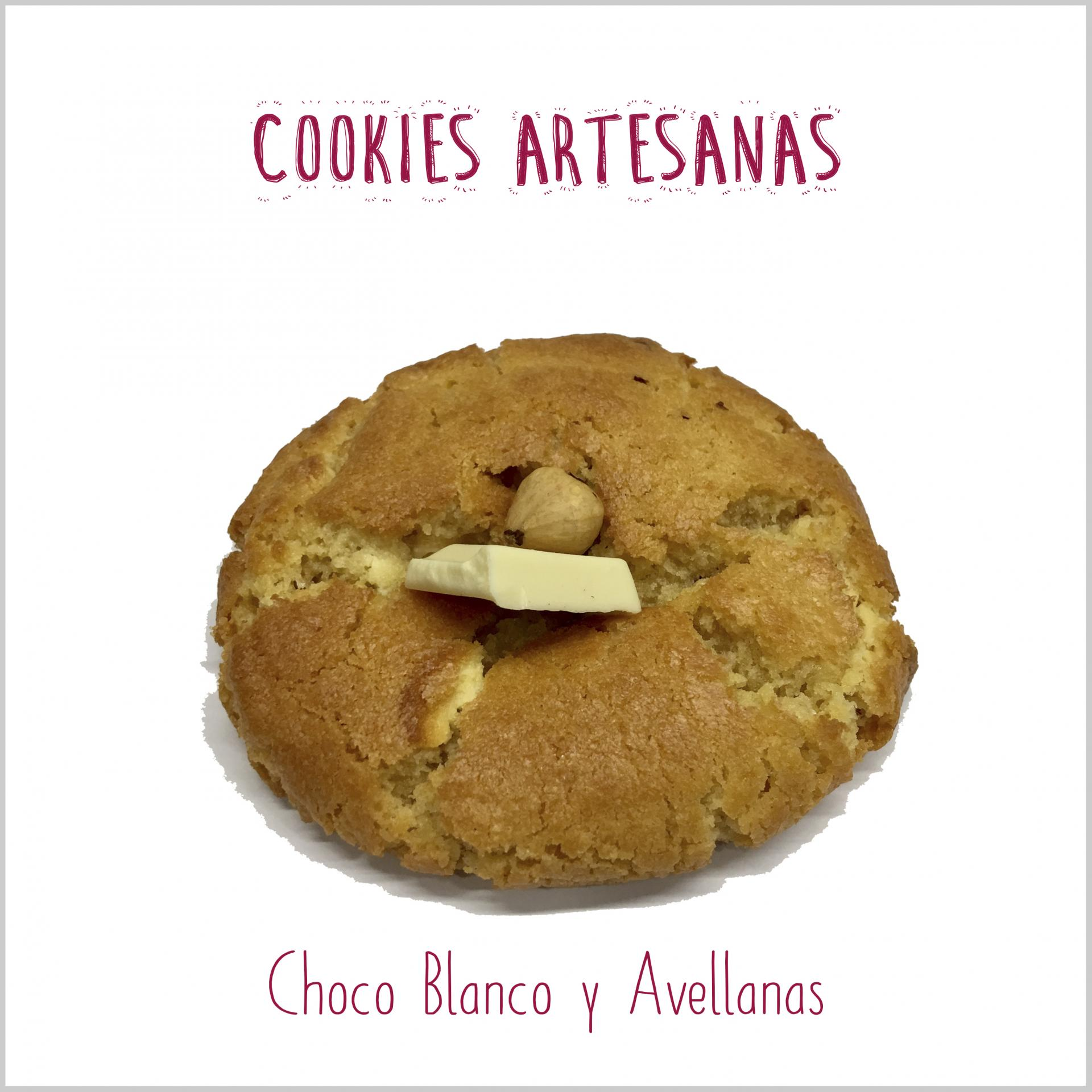Chocolate Blanco y Avellanas