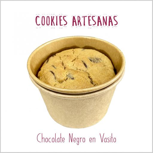 Cookie en Vasito