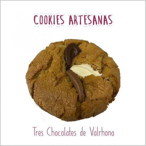 Tres Chocolates de Valrhona